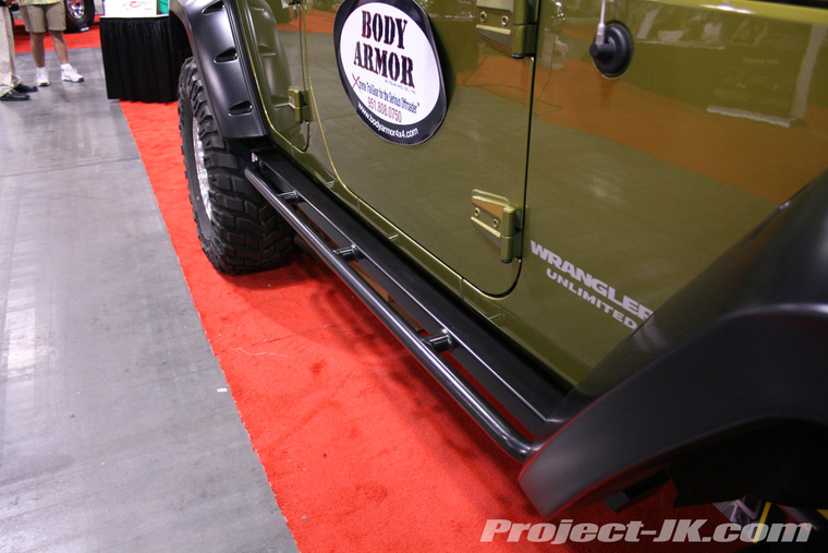 Body Armor Rockcrawler Side Guards Jk Forum Com The