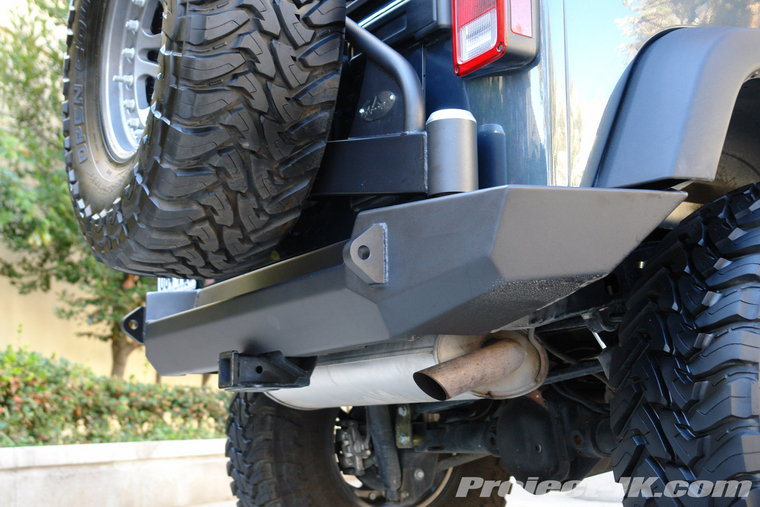 Expedition One rear bumpertire carrier questions