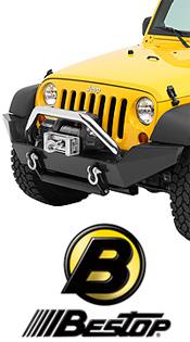 Bestop Jeep JK Wrangler Products