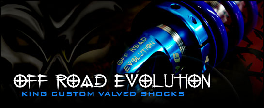 cd7b35dc Off Road Evolution is proud to announce that they are now offering  proprietary custom valved coilover shocks made specifically for the Jeep JK  Wrangler and ...