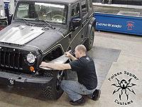 Poison Spyder Custom Jeep JK Wrangler