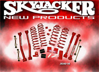 Skyjacker Jeep JK Suspension Lift Kits